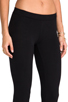 Image 5 of James Perse Long Legging in Black