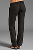 Image 3 of James Perse Tailored Linen Pant in Black