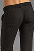 Image 6 of James Perse Tailored Linen Pant in Black