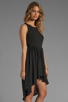 Image 3 of JARLO Allondra Tank Dress in Black