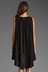 Image 4 of JARLO Leah Dress in Black