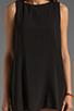 Image 5 of JARLO Leah Dress in Black