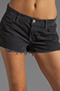 Image 4 of J Brand Cut Off Cord Shorts in Vintage Basin