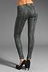 Image 3 of J Brand Print Skinny in Woodgrain