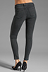 Image 3 of J Brand Conductor Stripe Skinny in Belmont