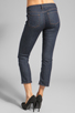 Image 3 of J Brand Sylvie Mid Rise Crop Flare in Clean Rinse