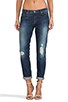 Image 1 of J Brand Midori Patch Boyfriend Skinny in Big Time