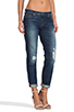 Image 2 of J Brand Midori Patch Boyfriend Skinny in Big Time