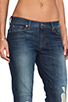 Image 5 of J Brand Midori Patch Boyfriend Skinny in Big Time