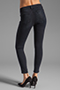 Image 3 of J Brand Mid Rise Skinny in Impression