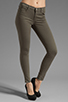 Image 1 of J Brand Super Skinny in Washed Mantis