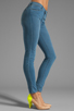 Image 2 of J Brand Mid Rise Super Skinny in Lucas