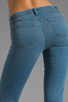 Image 6 of J Brand Mid Rise Super Skinny in Lucas