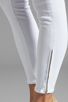 Image 7 of J Brand Retro Zip Skinny in Blanc