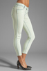 Image 2 of J Brand Low Rise Skinny in Nirvana Mint
