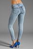 Image 3 of J Brand Mid Rise Skinny in Beryl