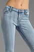 Image 4 of J Brand Mid Rise Skinny in Beryl