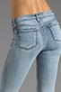 Image 6 of J Brand Mid Rise Skinny in Beryl