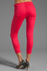 Image 3 of J Brand Clean Capri in Pink Lotus