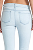 Image 6 of J Brand Mid Rise Crop Capri in Solana