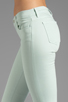 Image 5 of J Brand Midrise Power Stretch Super Skinny in Glass