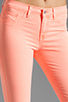 Image 4 of J Brand Twill Skinny in Neon Coral