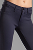 Image 4 of J Brand Neoprene Skinny in Navy Odessy
