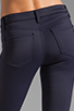 Image 6 of J Brand Neoprene Skinny in Navy Odessy