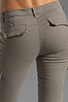 Image 6 of J Brand Grayson Cargo Skinny in Vintage Dim Grey