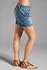 Image 2 of Joe's Jeans Slouchy Shorts in Mylenne