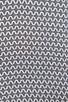 Image 6 of Joie Ting Long Diamond Printed Savory Silk Hanelli Top in Dark Grey