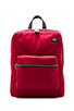 Image 1 of Jack Spade Foundation Canvas Backpack in Red