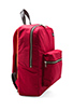 Image 3 of Jack Spade Foundation Canvas Backpack in Red