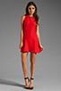 Image 2 of Kain Sofie Dress in Fire Orange