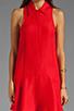 Image 5 of Kain Sofie Dress in Fire Orange