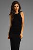Image 1 of Kain Kinney Dress in Black