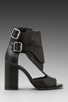 Image 1 of Kelsi Dagger Garin Heel in Black