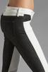 Image 5 of Koral Color Block Skinny in White/Black