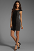 Image 2 of Ladakh Lace Dreamer Dress in Black