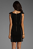 Image 4 of Ladakh Lace Dreamer Dress in Black
