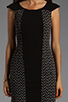 Image 5 of Ladakh Lace Dreamer Dress in Black
