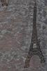 Image 5 of Lauren Moshi Audrey Mini Towers Scoop Tee in Heather Grey