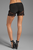 Image 3 of LNA Dreamer Shorts in Black