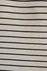 Image 4 of LNA Ruby Tank in White/Black Stripe