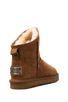 Image 4 of Australia Luxe Collective Cosy Extra Short with Sheep Shearling in Chestnut