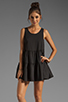 Image 1 of Lovers + Friends Angel Dress in Black