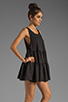 Image 3 of Lovers + Friends Angel Dress in Black