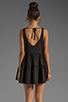 Image 4 of Lovers + Friends Angel Dress in Black