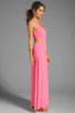 Image 3 of Lovers + Friends Look of Love Dress in Pink