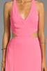 Image 5 of Lovers + Friends Look of Love Dress in Pink